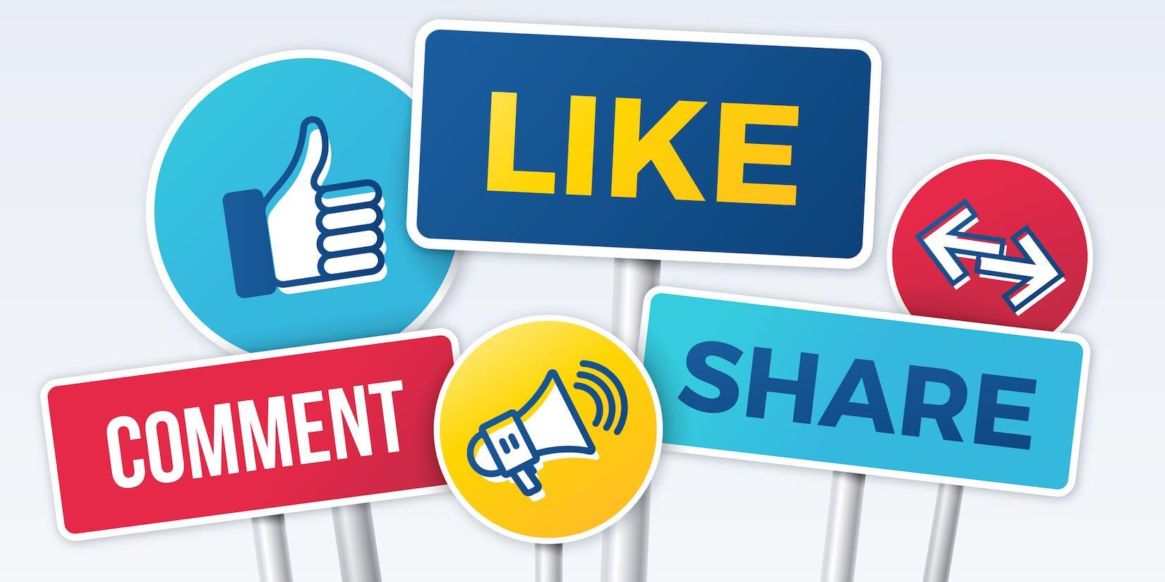 Cover photo for 20 killer tips for Facebook marketing