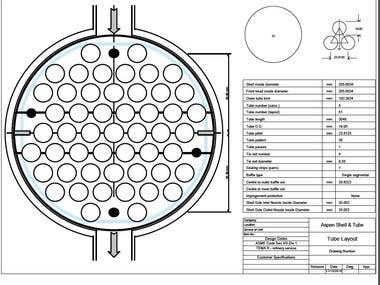 Heat Exchanger Tube Layout
