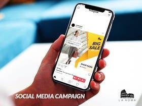 Social Media Management for Laroma