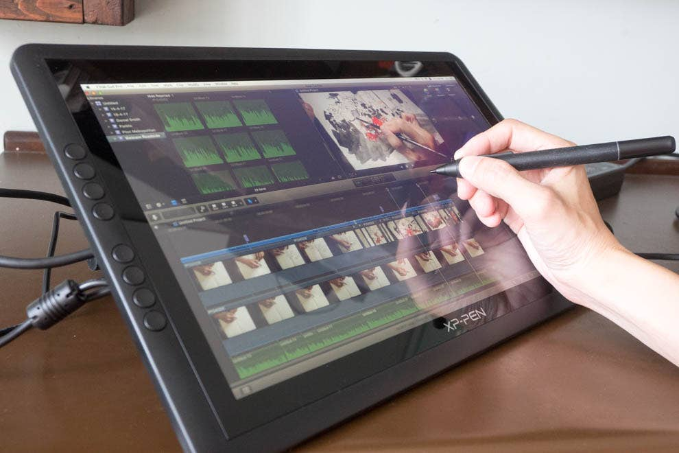 XP-Pen Artist16 Pro 15.6 Drawing Tablet