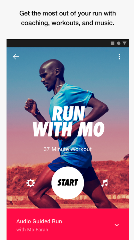 growth hacking gamification nike running club