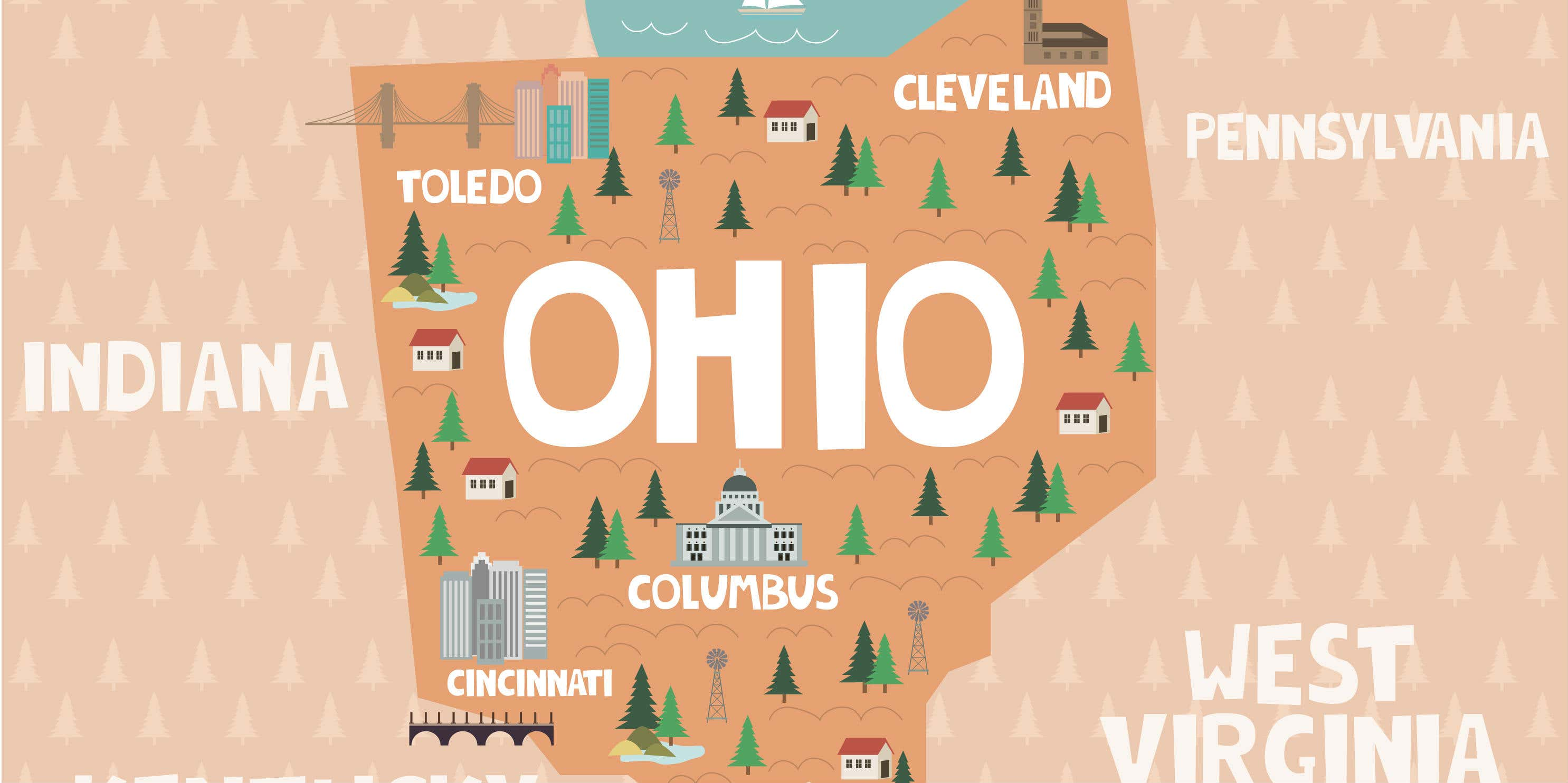 Cover photo for How to start a business in Ohio