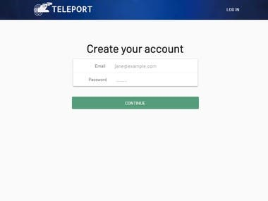 This is a website which maked in flutter and dart this website authenticate with firebase. User authentication, phone number authentication. User data Storing to firestore