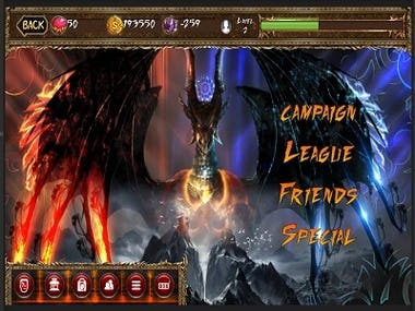 Real time multi player 3D Strategy game