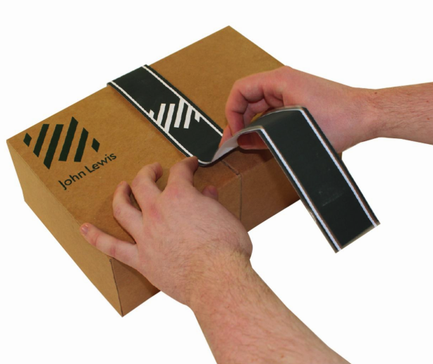 cardboard box packaging design