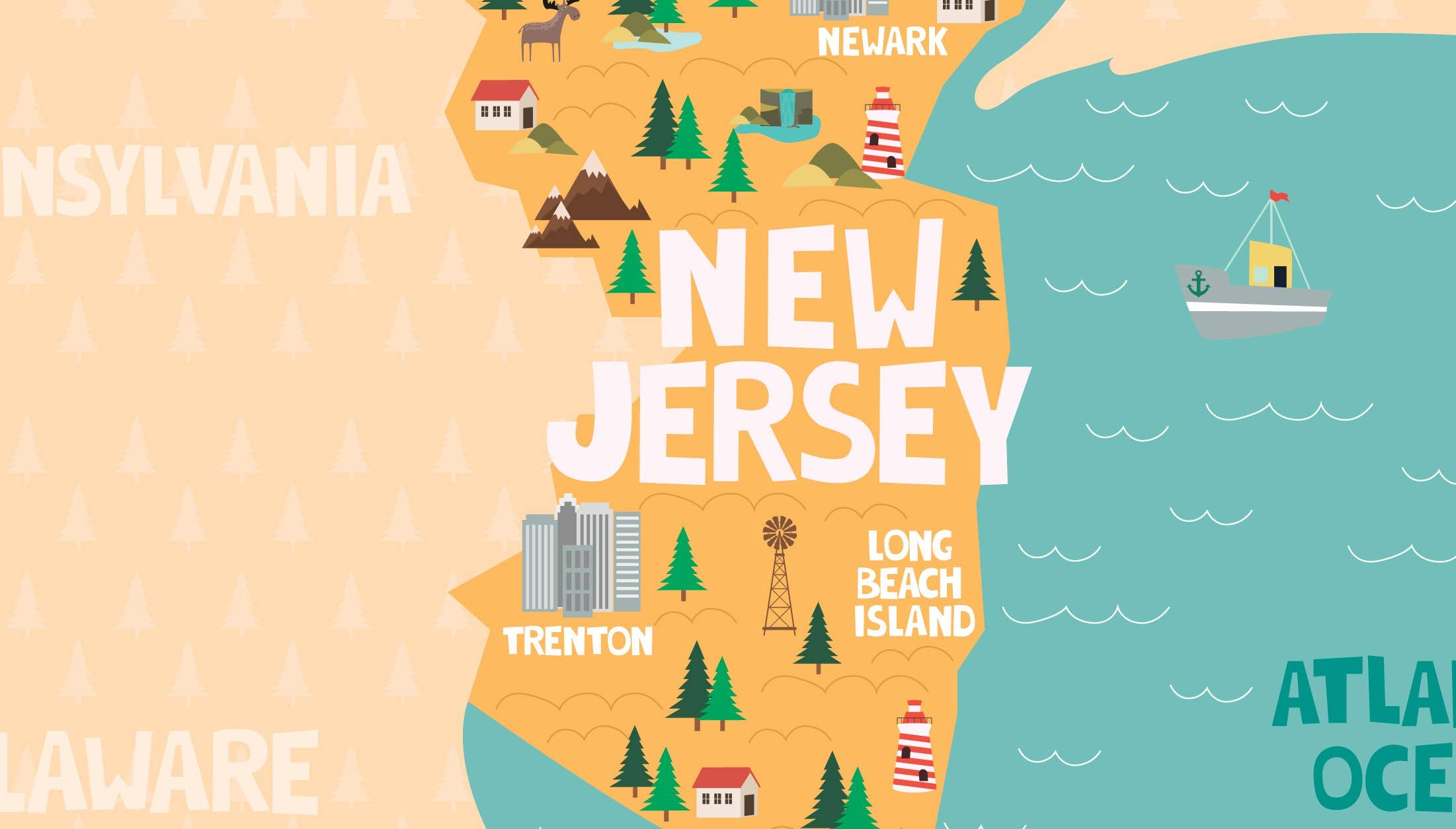 Cover photo for How to start a business in New Jersey