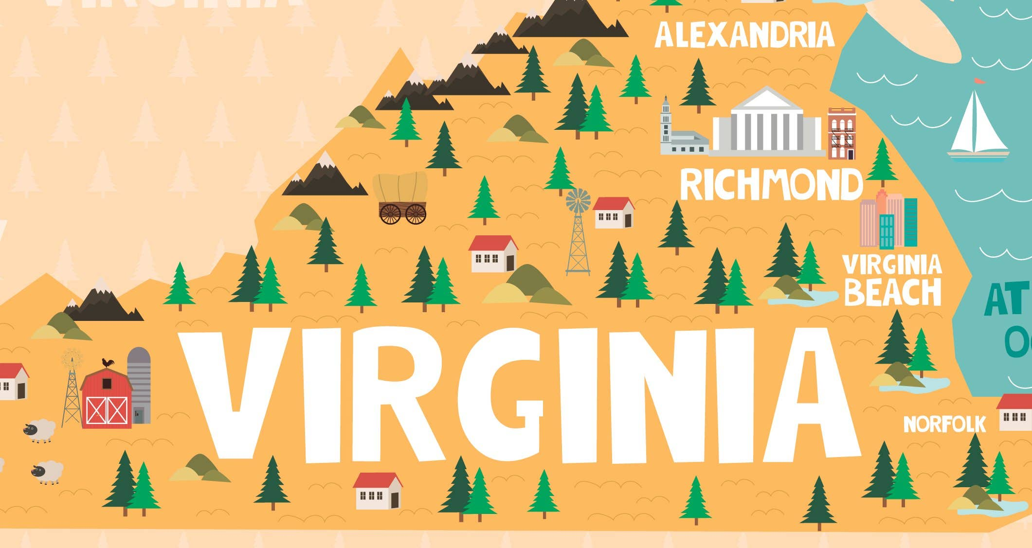 Cover photo for How to start a business in Virginia