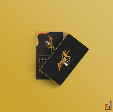 Actionbet Business Card