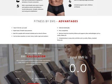 Fitness7xl is the gym website. This is a Wordpress website. And complete the job with a very good experience. Website design video URL  https://www.youtube.com/watch?v=8Jhxs_VJvyg