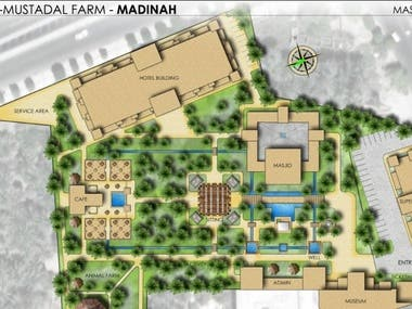 LANDSCAPING FOR FARMHOUSE
