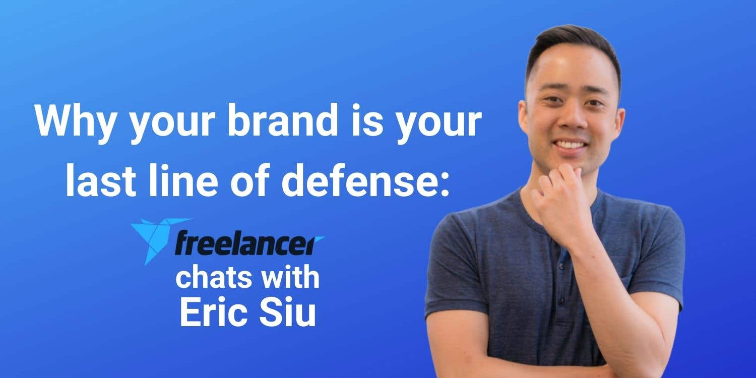 Cover photo for Why your brand is your last line of defense