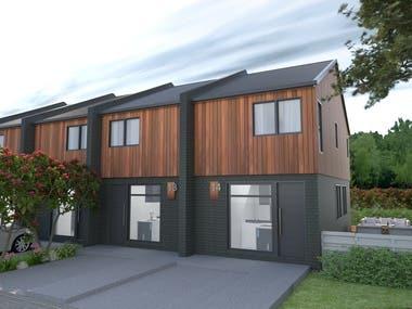 Terrace Housing Development