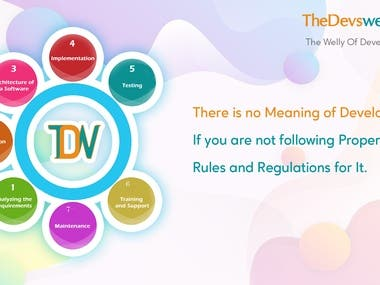 thedevswelly Banner Design