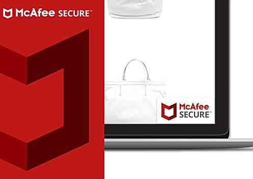 mcafee security wix