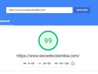 Increased website score on gtmetrix and gtmetrix, reduce site load time