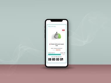 E-Commerce Shop Website