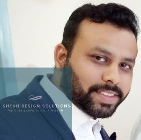 Shekh Design Solutions的个人主页照片