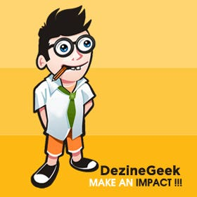 Profile image of Dezine Geek