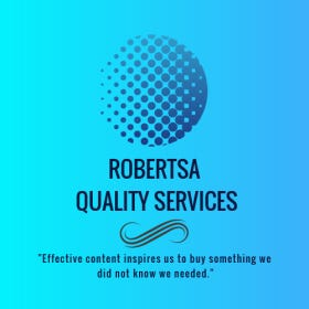 Profile image of Robertsa quality services