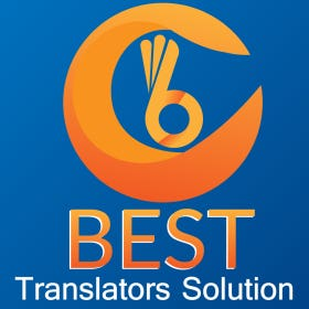 Изображение профиля BEST Translators Solution