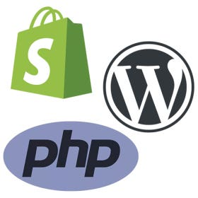 Profile image of Shopify # WordPress # PHP
