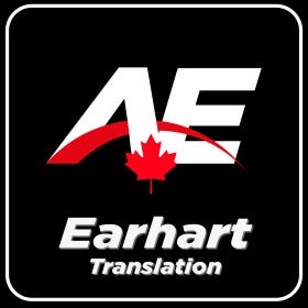Изображение профиля  Earhart Translation