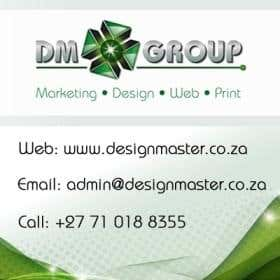 Profile image of DesignmasterSA