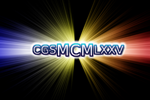 Profile image of CGSMCMLXXV