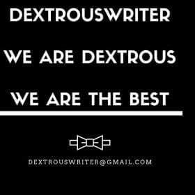 dextrouswriter - Nigeria