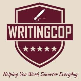 Profile image of writingcop