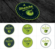 Design a Logo for Matcha 2