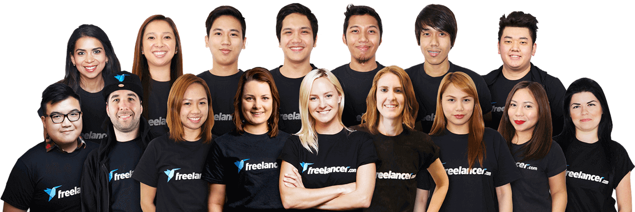 Freelancer Recruiter Team Image